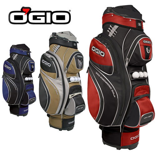Ogio Atlas Cart Bag (15 Way) 2007 Model